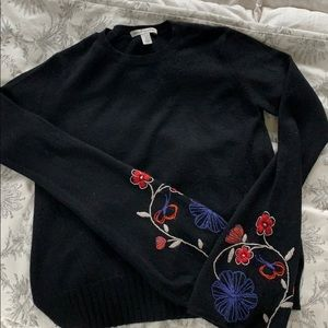 Elegant Cashmere sweater by Autumn Cashmere.